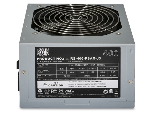 Nguồn công suất thực Cololor Master 400W