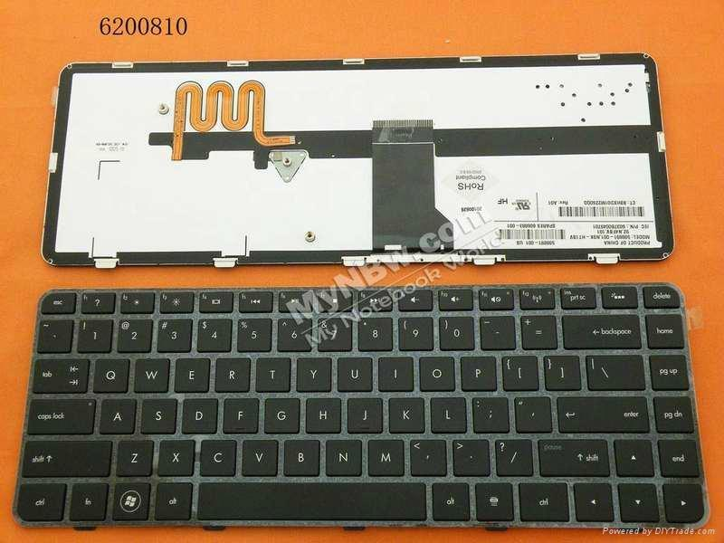 KEYBOARD HP DM4