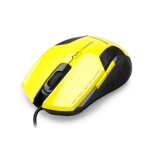 Mouse Newmen wire N500 - USB